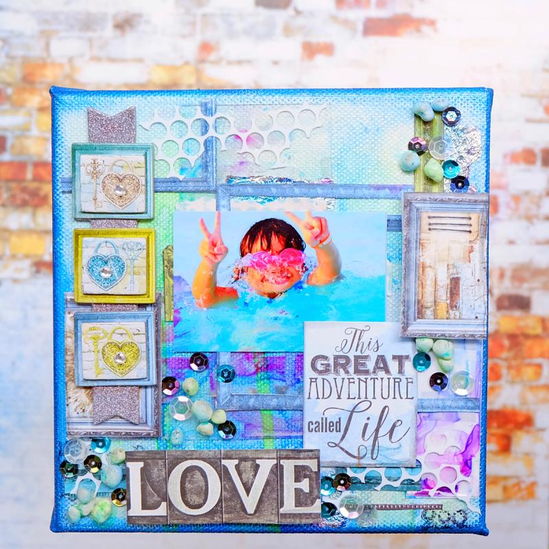 Love_Fine_Arts_Ayumi_Iwashita_BoBunny_LifeInColor_Collection_Pentart_MediaInks_01