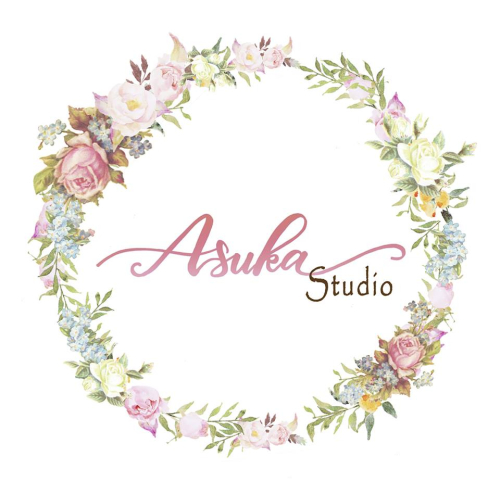 Asuka Studio Logo Wreath OCT18